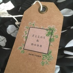 Flint & Moss Skirts - Flint and Moss NWT midi length skirt with tie belt